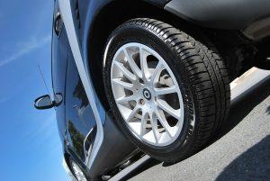 Az autógumik mintázatának típusai