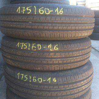 175/60 R16 ÚJ!! Bridgestone nyári gumi 55000ft a 4db /109/