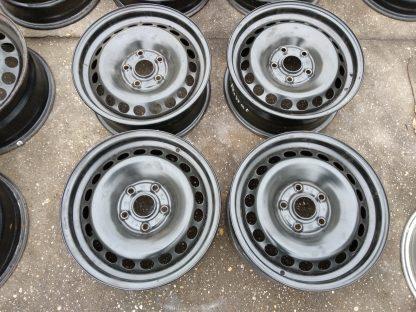 5x112 15 Acélfelni Volkswagen audi 28000ft a 4db /115/
