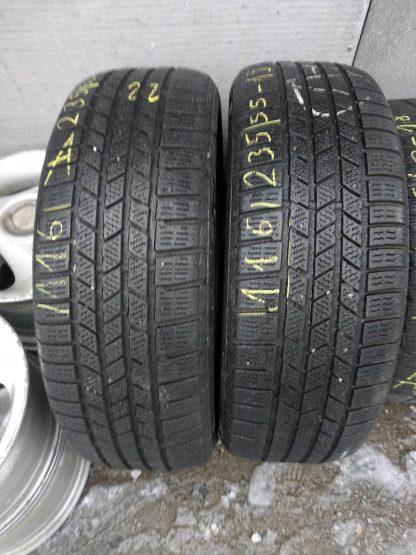 235/55 R19 Continental téli gumi 30000ft a 2db /116/