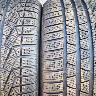 295/35 R19 ÚJ!! Pirelli téli gumi 80000ft a 2db/148/