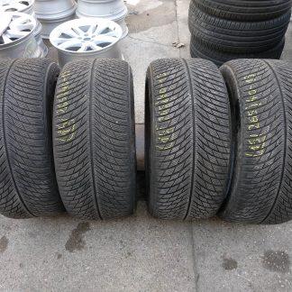 265/40 R19 Michelin téli gumi 98000ft a 4db /15/