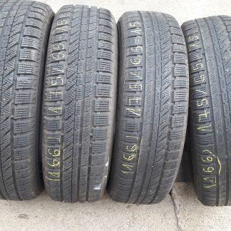 175/65 R15 Bridgestone téli gumi 28000ft a 4db /166/