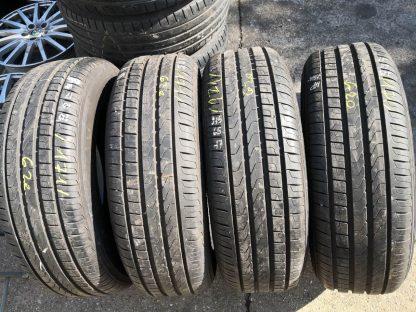 215/65 R17 Pirelli nyári gumi 62000ft a 4db/171/