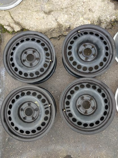 5x120 16 Gyári lemezfelni Opel Insignia 33000ft a 4db /173/