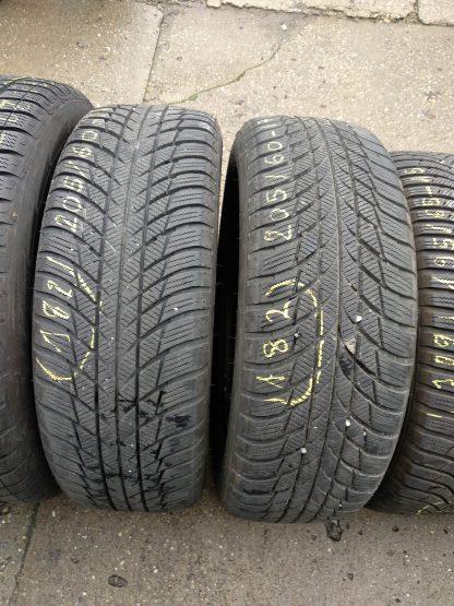 205/60 R17 Bridgestone téli gumi 23000ft a 2db/182/