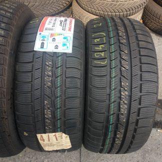 215/40 R17 ÚJ!! Roadstone téli gumi 32000ft a 2db/243/