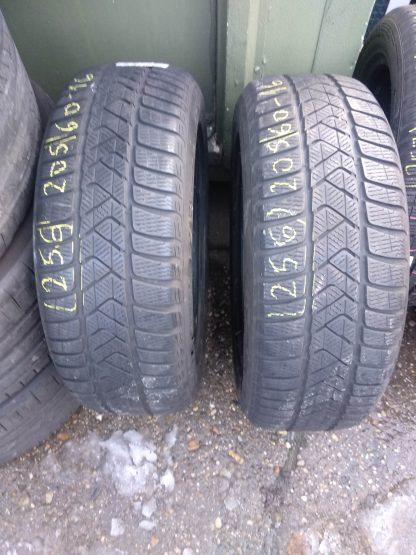 205/60 R16 Pirelli téli gumi 15000ft a 2db /256/