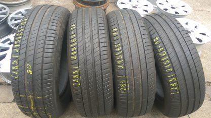 215/65 R17 Michelin nyári gumi 68000ft a 4db /283/