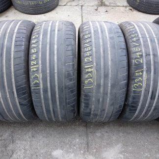 245/45 R18 Dunlop nyári gumi 42000ft a 4db /337/