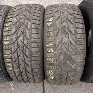 215/40 R16 Toyo téli gumi 24000ft a 2db /415/