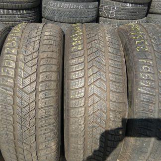 235/60 R18 Pirelli téli gumi 22000ft a 4db /450/