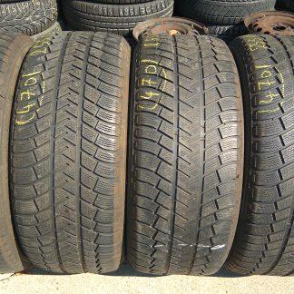 255/55 R18 Michelin téli gumi 40000ft a 4db /470/