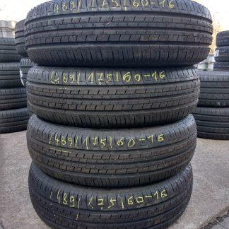 175/60 R16 ÚJ!! Bridgestone nyári gumi 40000ft a 4db /489/