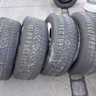 235/60 R18 Pirelli téli gumi 80000ft a 4db /569/