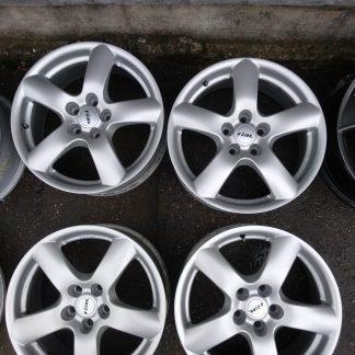 5x112 17 alufelni Audi, Mercedes, VW, Skoda alufelni 75000Ft a 4db INGYENPOSTA! /63/
