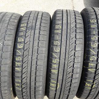 175/65 R15 Bridgestone téli gumi 22000ft a 4db/7/